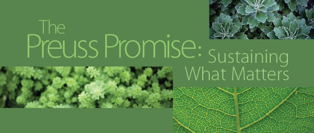 Celebrating the Preuss Promise