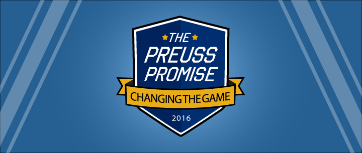 Celebrate the Preuss Promise May 6
