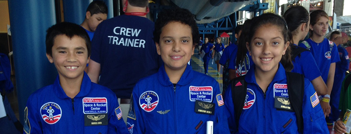 Fish & Richardson Sends Students to Space Camp